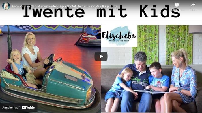 ElischebaTV_358 Twente mit Kids Familotel in den Niederlanden