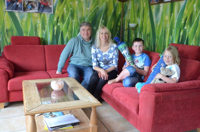 Einschulung 2021 zuhause - Family Wilde