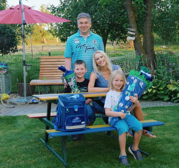 Einschulung 2021 - Family Wilde