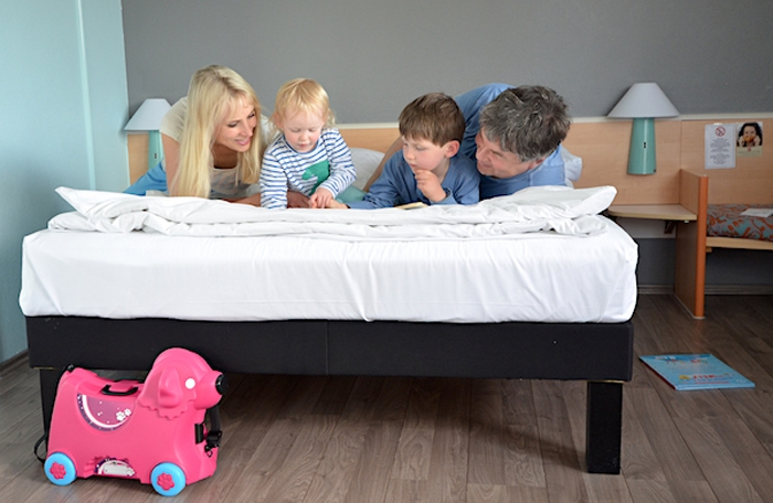 Ibis Hotel Gelsenkirchen Familienzimmer - Family Wilde