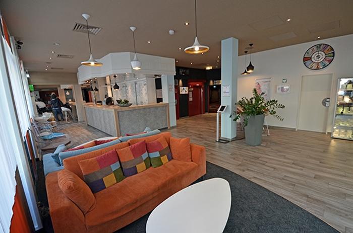 Ibis Hotel Gelsenkirchen Rezeption